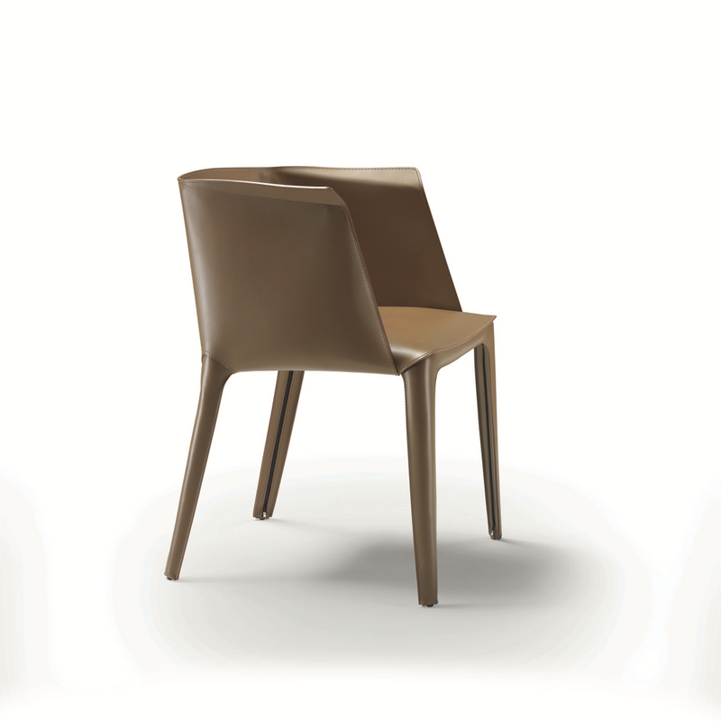 Isabel Dining Chair with Armrest