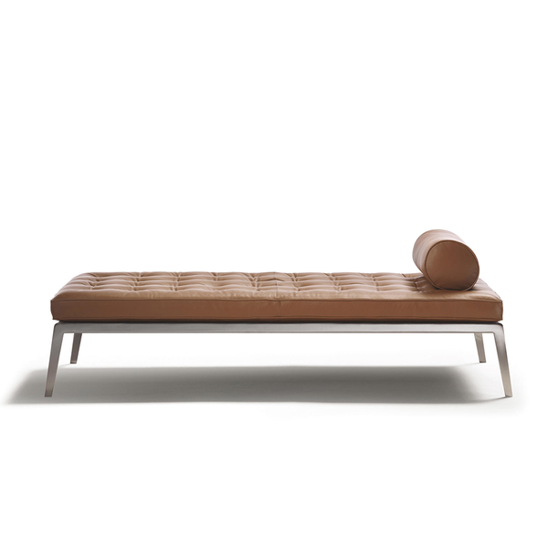 Magi Bench with Cushion Roll