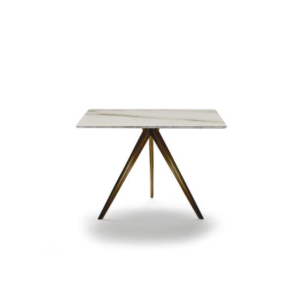 Zefiro Square Coffee and Side Table