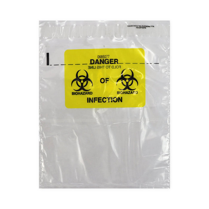 Biohazard Printed Courier Bag