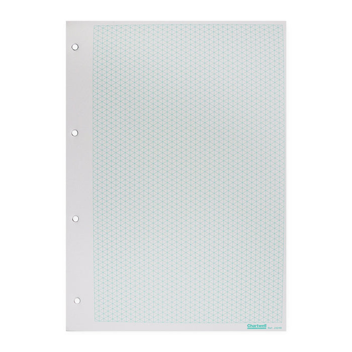Grid Notebook A4