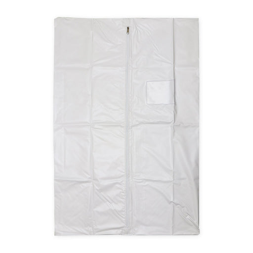 Infant Body Bag white - Centre Zip