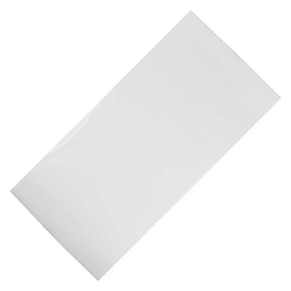 "Fasson 400 Lifting Sheets 7"" x 14"" White"