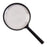 "Glass Magnifier 4"" (100mm)"