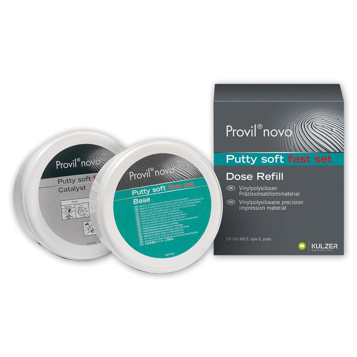 Provil Novo Putty Soft Fast Set 900ml