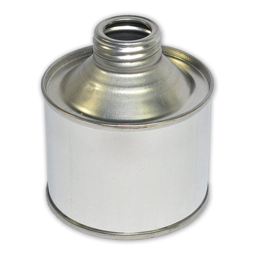 Cone Top Tin + Insert + Screw Lid