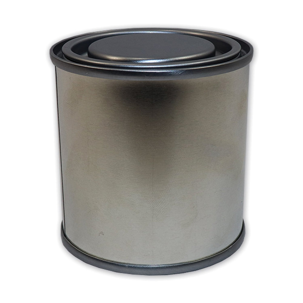 Lever Top Tin + Lid