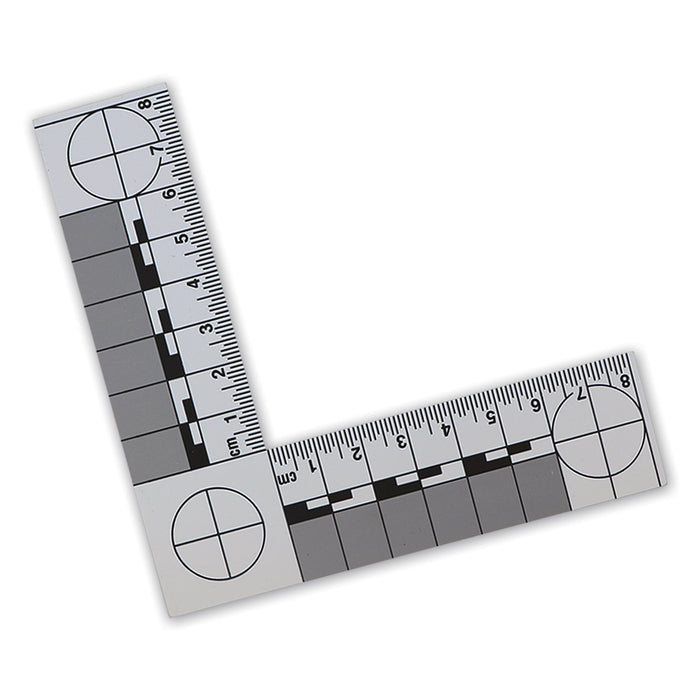 L Shape Reference Scale