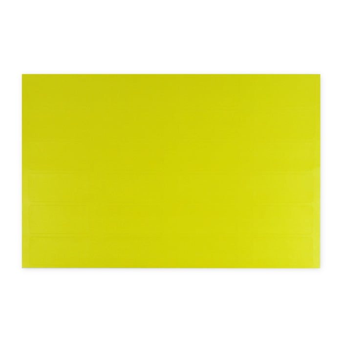 Label Yellow (24 / Sheet)