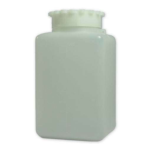 Bottle Wide Mouth HDPE 1000ml, Azlon