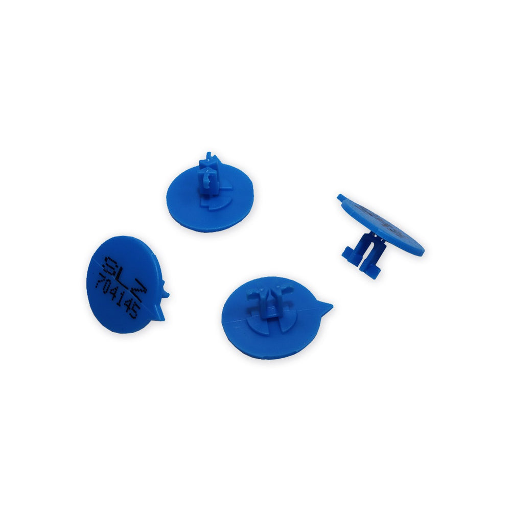 Versapak Numbered Pouch Seals Blue