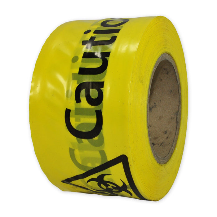 Barrier Tape Caution Biohazard
