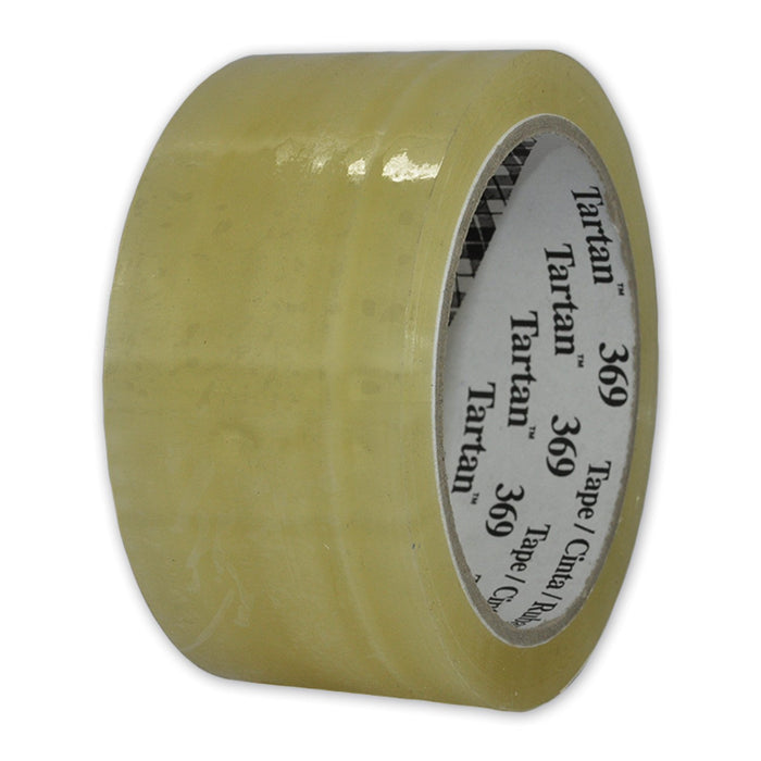 3M Polypropylene Tape Clear 50mm x 66m