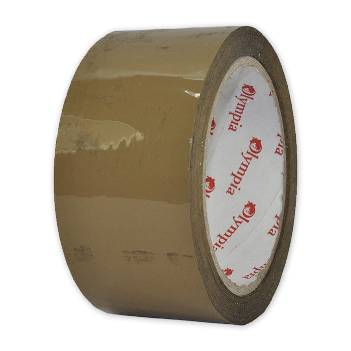 Polypropylene Tape Buff 50mm x 66m