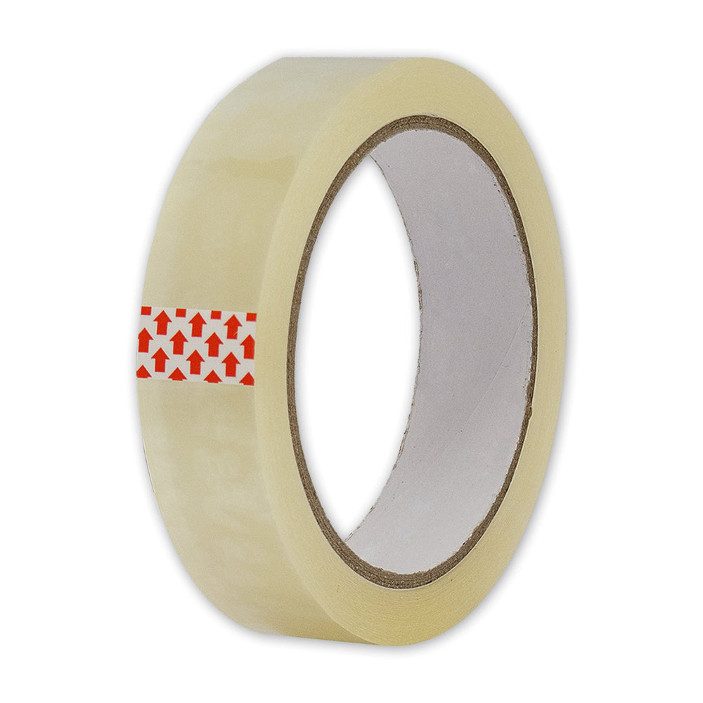 Polypropylene Tape Clear 24mm x 66y