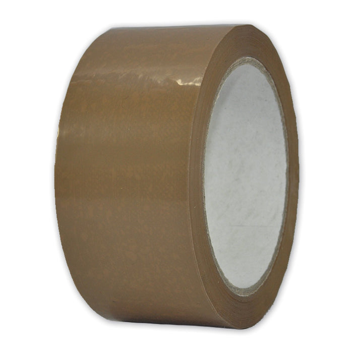 Vinyl Tape Buff 50mm x 66m