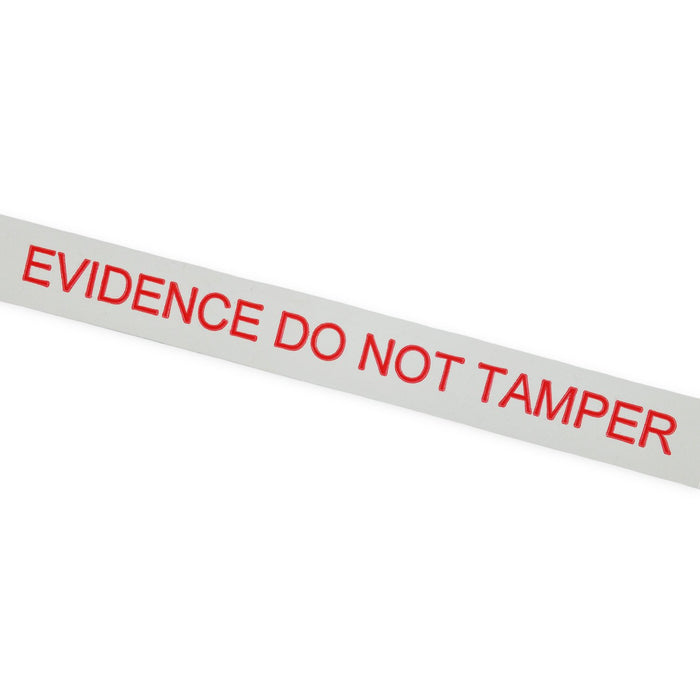 """EVIDENCE DO NOT TAMPER"" Tape"