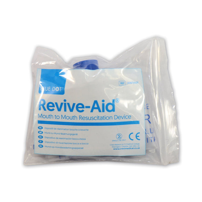 Re-Breathe One Way Valve Revive Aid