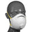 P2 Single Use Particulate Respirator Mask