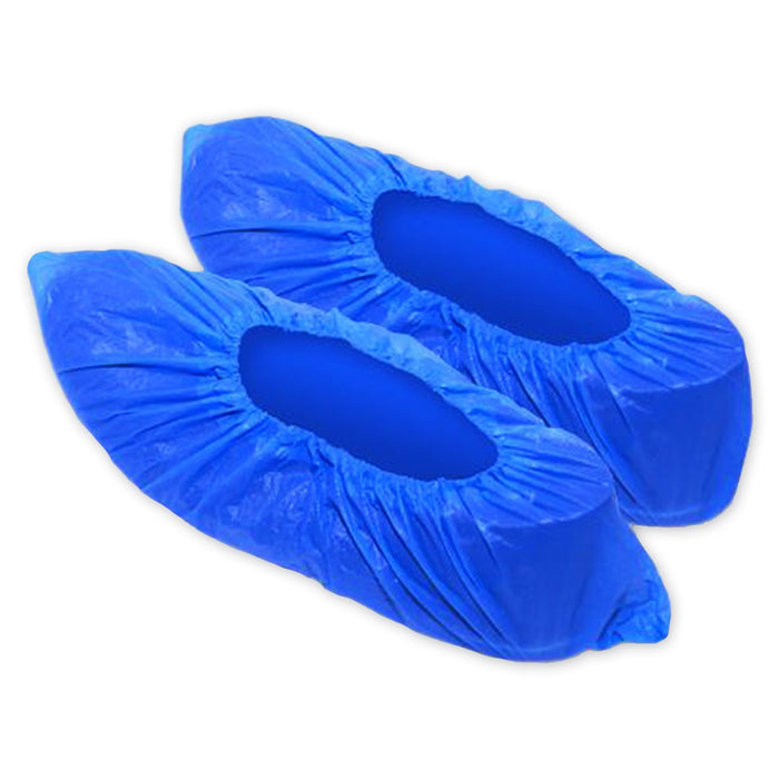 Overshoes Plastic Disposable