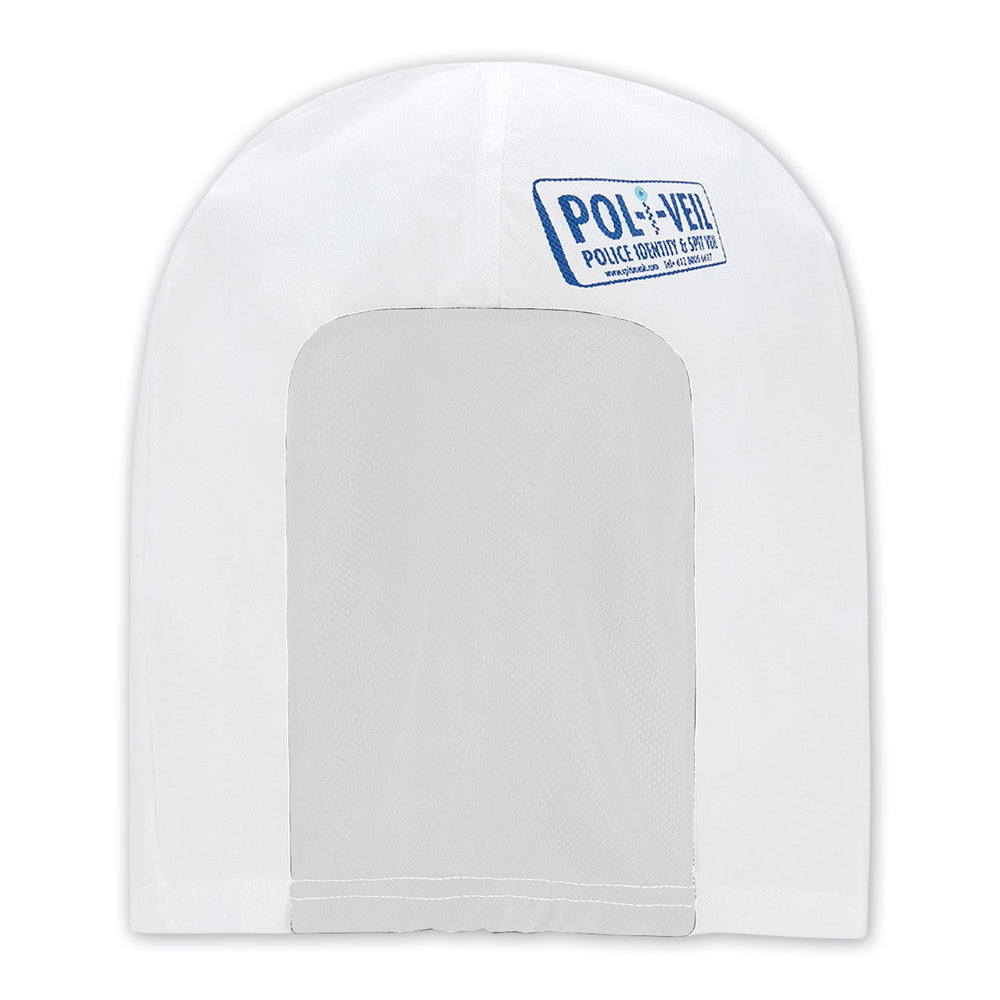 Pol-i-Veil Hood Light White See Through