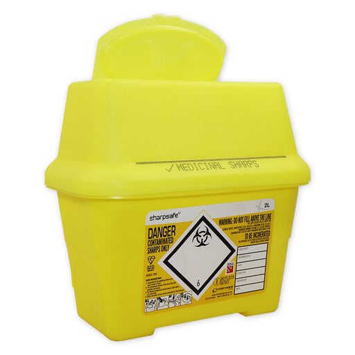 """Sharp Safe"" 2 ltr Container"