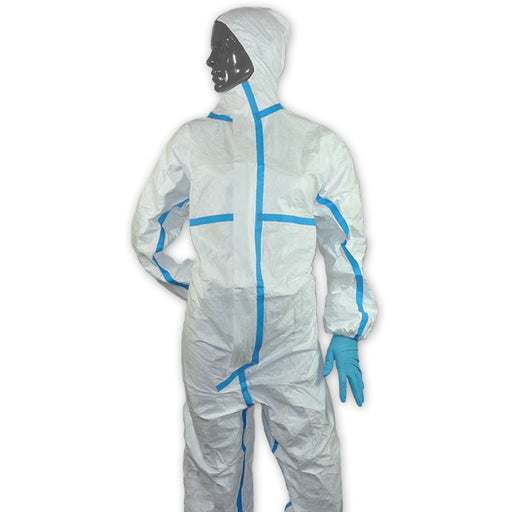 Tyvek Classic plus Coverall + Feet