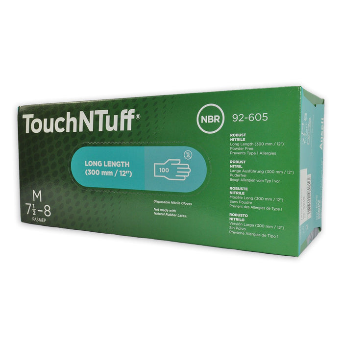 Touch'n'Tuff Long Cuff Gloves