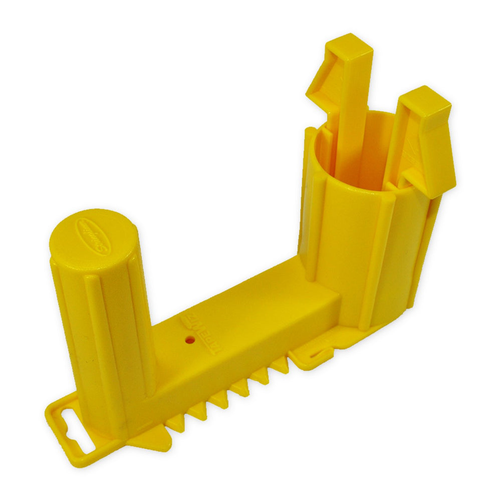 Barrier Tape Dispenser Yellow