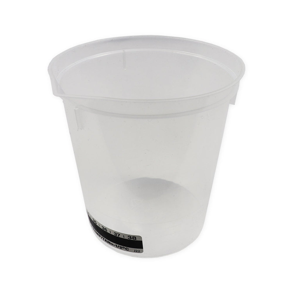 Urine Collection Pot With Heat Strip