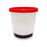 Urine Collection Pot C/W Heat Strip, Lid