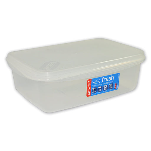 Plastic Sandwich Box 126mm x 177mm x 51mm