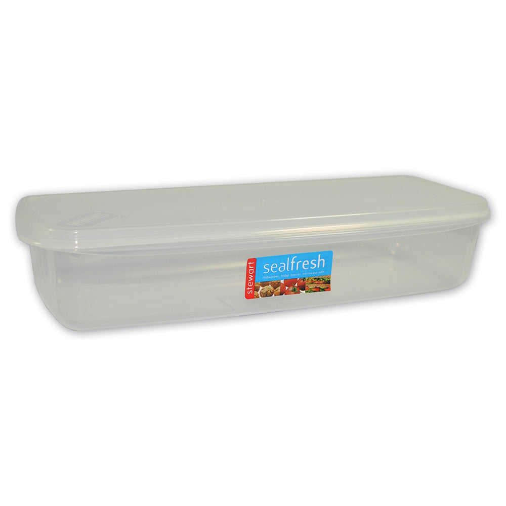 Plastic Sandwich Box 200 x 120 x 70mm