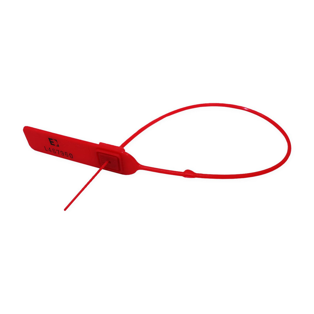 Mini Jawlock 300mm Security Seal Red