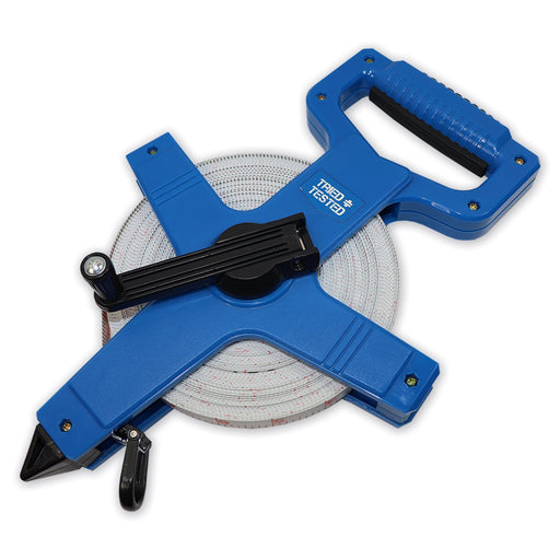 30M/100FT FIBREGLASS TAPE MEASURE