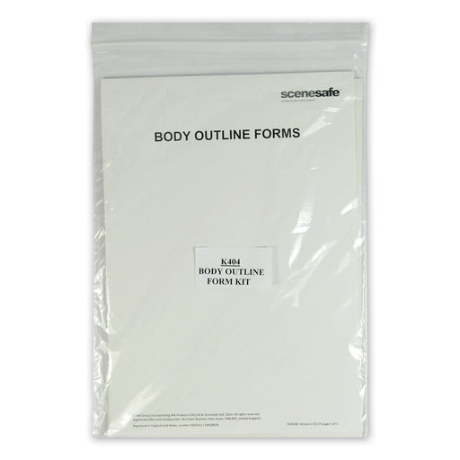 Body Outline Form Kit