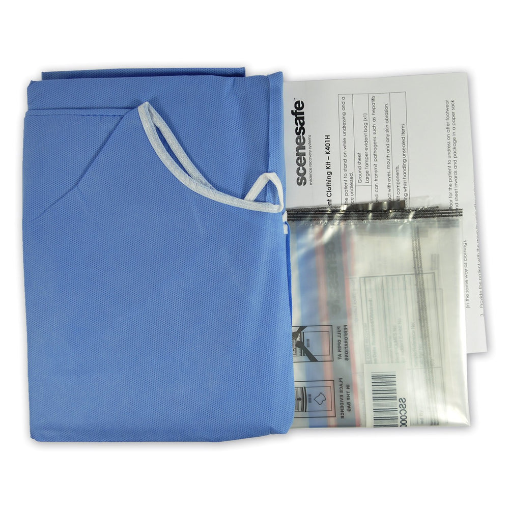 K401H Patient Clothing Kit (Medium)