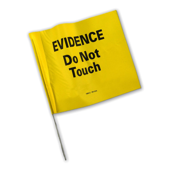 Yellow Evidence Flags