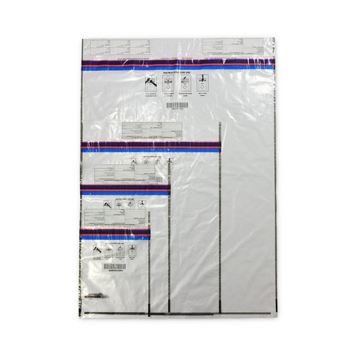 Perforation Tamper Evident Bag