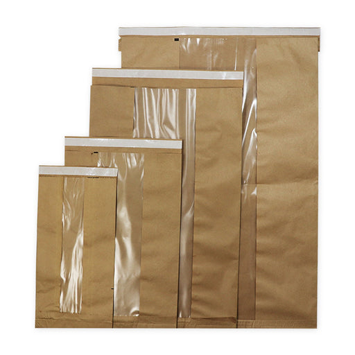 Window Sack CJACT Double Fold