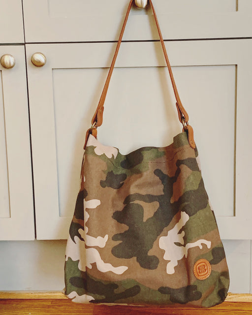Camo Canvas Better Bag