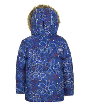Load image into Gallery viewer, ANY - Estate Blue - Girls Jacket and Snow Pant Set
