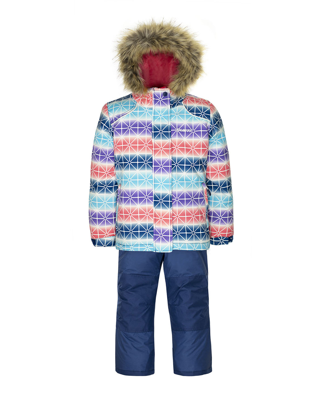 IZALINE - Estate Blue - Girls Jacket and Snow Pant Set