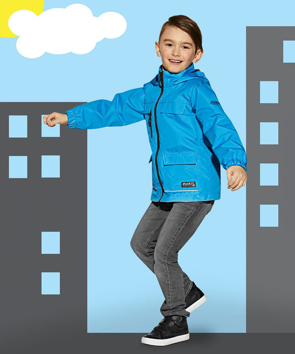 CALVIN - Indigo - Boys 3 in 1 Jacket and Pant Set
