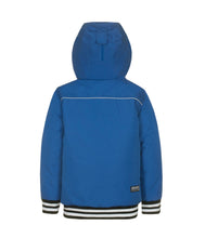 Load image into Gallery viewer, UBERTO - BLUE - Boys Lightweight Jacket