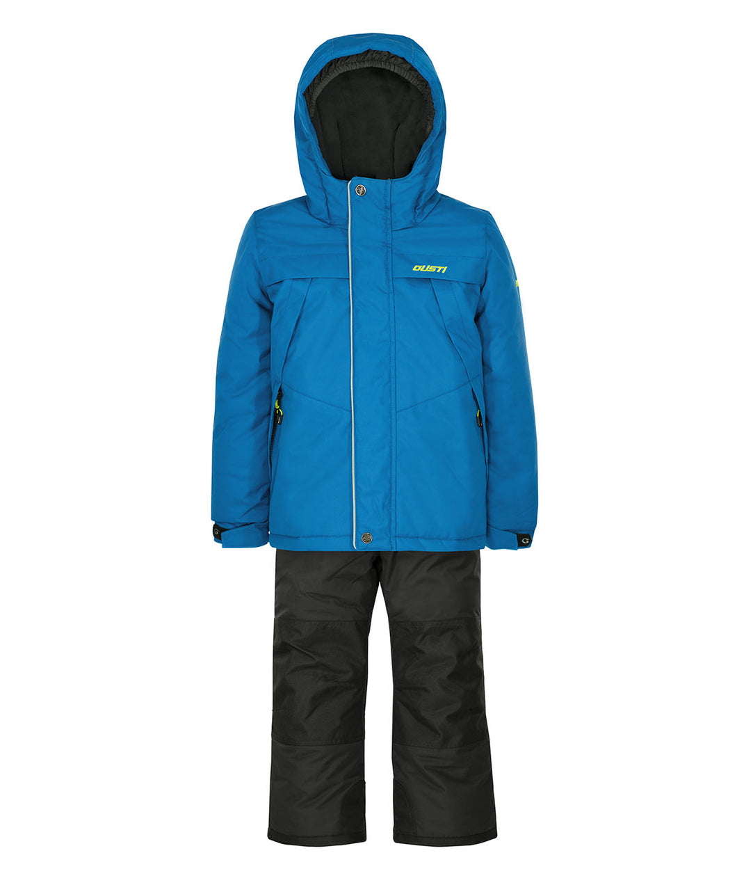 FARRELL - Indigo - Boys Jacket and Snow Pant Set