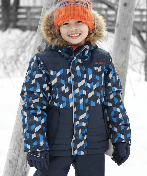 SAM - Indigo - Boys Jacket and Snow Pant Set