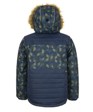Load image into Gallery viewer, SAM - KHAKI - Boys Jacket and Snow Pant Set