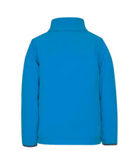 Load image into Gallery viewer, HARLEY - Indigo - Bonded Soft Shell Jacket