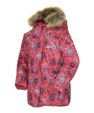 Load image into Gallery viewer, KAELLE - Fuschia - Girls Jacket and Snow Pant Set